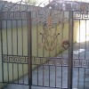 Кованые ворота, кованые заборы