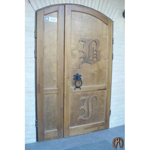 Дверные накладки на стальные двери 2