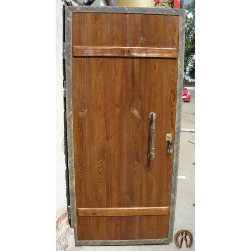 Дверные накладки на стальные двери 1