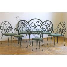 Кованая мебель 03