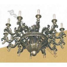 Светильники фонари люстры 26