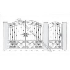 Ворота. Калитки 09