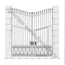 Ворота. Калитки 10