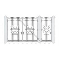 Ворота. Калитки 11
