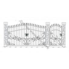 Ворота. Калитки 16