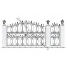 Ворота. Калитки 19