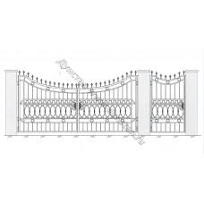 Ворота. Калитки 21
