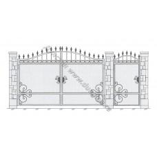 Ворота. Калитки 23