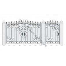 Ворота. Калитки 24