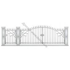 Ворота. Калитки 38