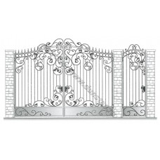 Ворота. Калитки 51
