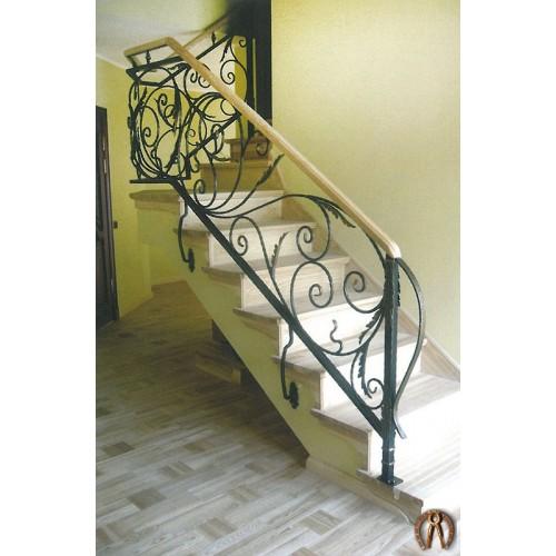 Кованые лестницы под заказ