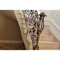 Монолитные лестницы на заказ. Изготовление бетонных лестниц для дома.