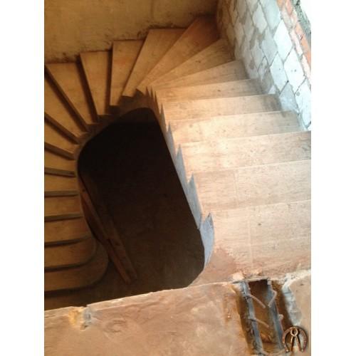 Монолитная лестница9