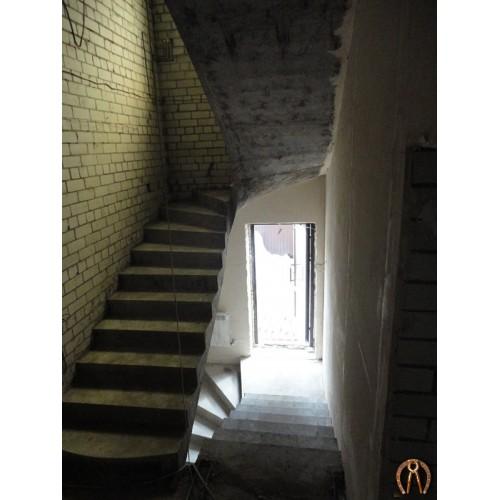 Монолитная лестница 3