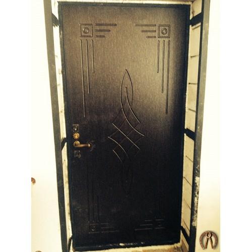 Дверь виноградная лоза вид 2