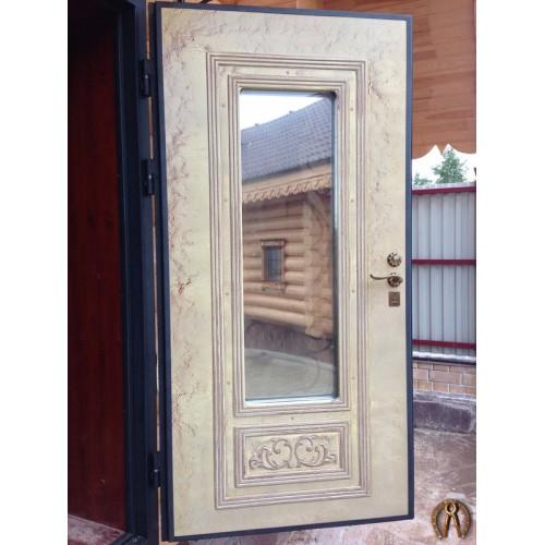 Элитная стальная дверь под заказ