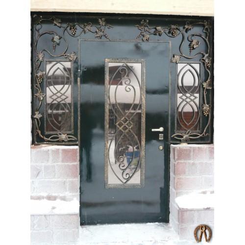 Эксклюзивные стальные двери