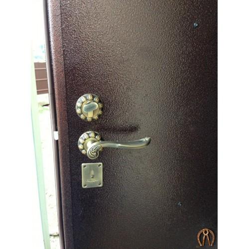 Стольная дверь металл с обеих сторон