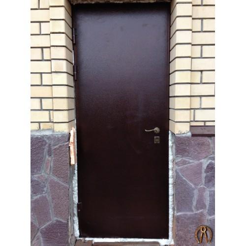 Стальная дверь по индивидуальным размерам