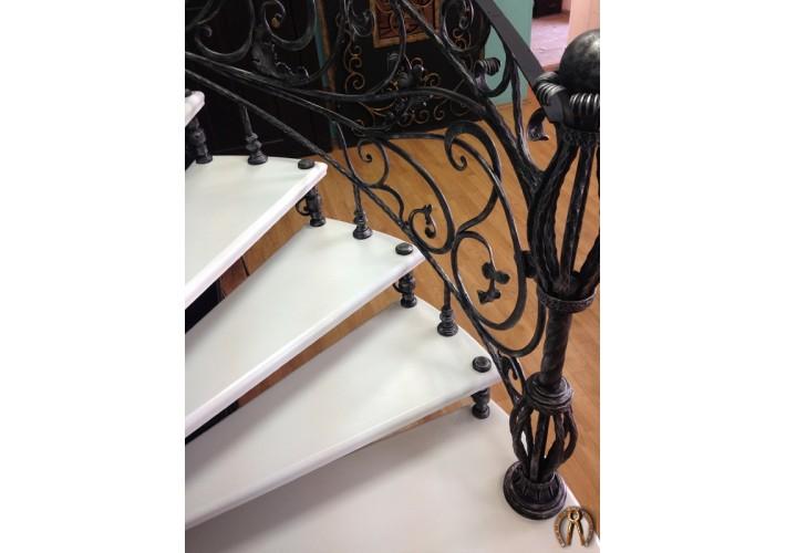 Винтовые лестницы под заказ