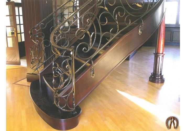Любые лестницы под заказ