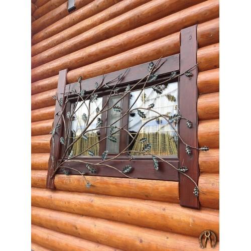 Эксклюзивные решетки на окна