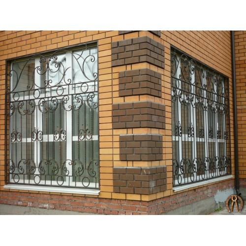 Ива решетки на окна